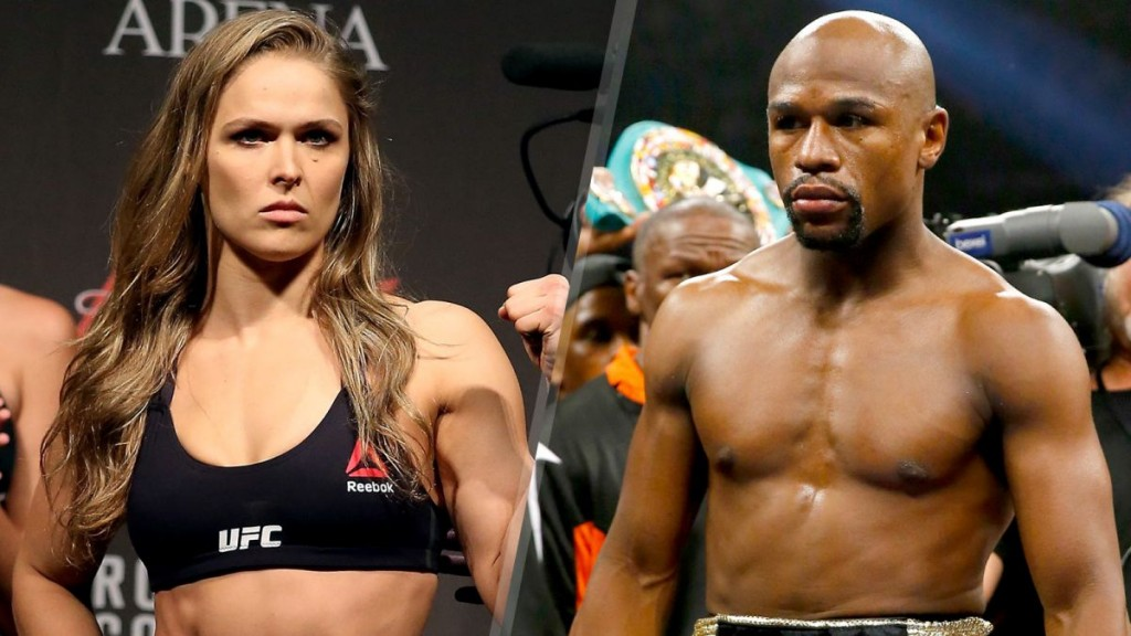 Rousey-and-Mayweather
