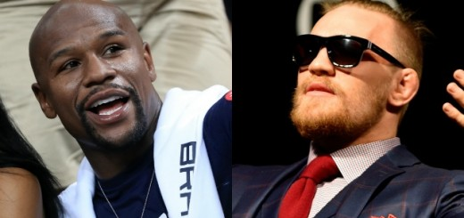 Conor McGregor to take Mayweather