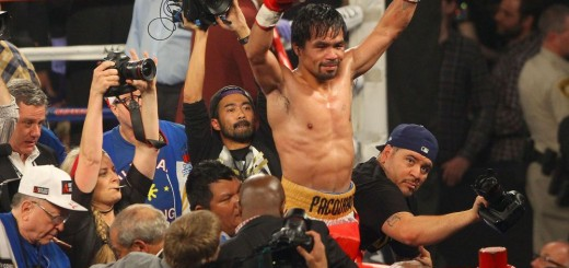 pacquiao fight