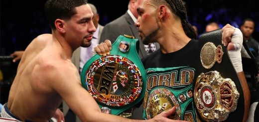 Claims WBC Title after Split Decision Victory Over Garcia