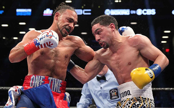 Thurman changed his approach and became more defensive